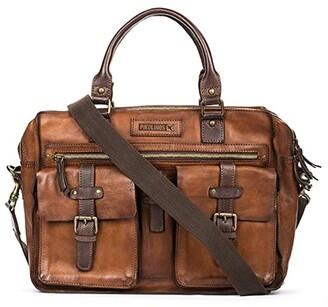 PIKOLINOS Caimari Messenger (Cognac) Messenger Bags