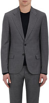 Maison Margiela Men's Mélange Virgin Wool Two-Button Sportcoat-LIGHT GREY