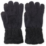 Cejon Cable Knit Cuff Touchscreen Gloves