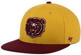 '47 Missouri State Bears Sure Shot Snapback Cap