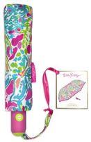 Lilly Pulitzer Printed Travel Umbrella