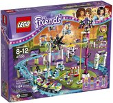 Lego Friends Amusement Park Roller Coaster - 41130