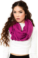 Printed Village The Soft and Solid Scarf in Fuchsia