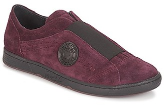 Pataugas Jelly women's Slip-ons (Shoes) in Purple