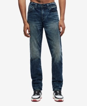 True Religion Men's Geno Slim Fit Jean