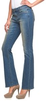 JLO by Jennifer Lopez Women's Curvy Fit Bootcut Jeans