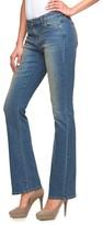 JLO by Jennifer Lopez Women's Curvy Fit Bootcut Jeans