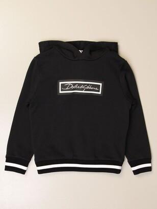 Dolce & Gabbana Sweater Kids Dolce Gabbana