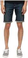 Bikkembergs Five-Pocket Denim Shorts