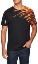 Marcelo Burlon County of Milan Wing Print Crewneck T-Shirt