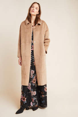 Six Crisp Days Elsa Faux Fur Coat