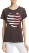Sundry Heart Graphic Boyfriend Tee - 100% Exclusive
