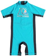 Quiksilver Kids' Bubble Lycra UV One Piece Sunsuit 8144261