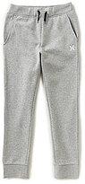 Hurley Big Boys 8-20 Core Fleece Pants