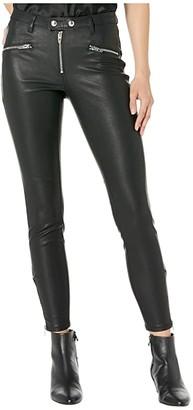 Blank NYC Faux Leather Pants (Deja Boo) Women's Casual Pants