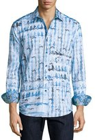 Robert Graham Shallow Ponds Long-Sleeve Sport Shirt
