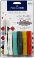 Faber-Castell Faber Castell Gelatos 50's Diner Color Set