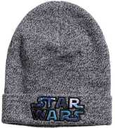 H&M Knit Hat - Black melange/Star Wars - Kids