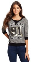 Southpole Juniors Long Sleeve Light Weight Comfy Sweater