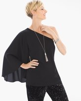 Chico's One-Shoulder Top