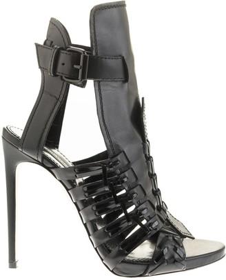 DSQUARED2 Twins Braid High-heel Sandals