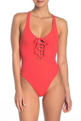 Maaji Cayenne Heavenly Reversible One-Piece Swimsuit
