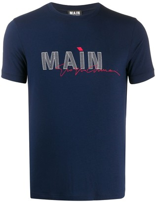 Giorgio Armani Main short-sleeved T-shirt