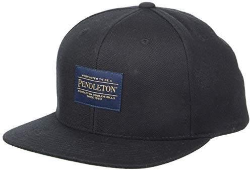 16ef9f665 Men's Logo Flat Brim Hat