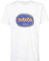 Visvim scribble detail T-shirt