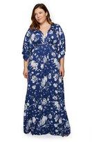 Rachel Pally Long Caftan Dress WL Print