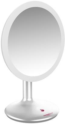 Elegant Home Fashions LED Mirror - White