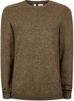 Topman Topman Twist Crew Neck Jumper