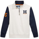 Tommy Hilfiger Matt Half-Zip Sweater, Little Boys (2-7)