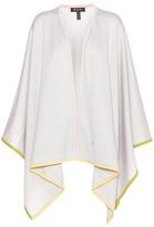 Loro Piana Madison Rainbow Silk And Cashmere Wrap