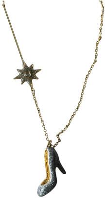 Les Nereides Gold Gold plated Long necklaces