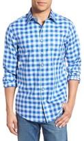 Rodd & Gunn Men's 'Branston' Sports Fit Check Sport Shirt