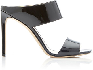 Jimmy Choo Hira Patent Leather Sandals