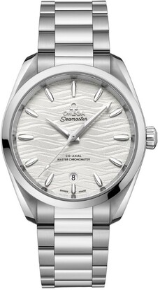 Omega Stainless Steel Seamaster Aqua Terra Watch 38mm