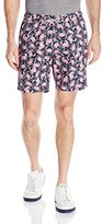 Barney Cools Men's Sunday 17 Inch Elastic Waist Walk Shorts