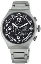 Montres de Luxe Men's 50 MM TYPE G 50 MM Green Aluminum Band Watch.