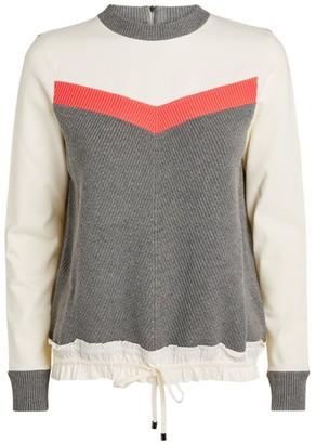 Bogner Lexa Drawstring Sweatshirt