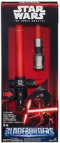 Hasbro Star Wars: Episode VII The Force Awakens Kylo Ren Deluxe Electronic Lightsaber by