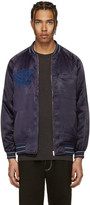 Blue Blue Japan Navy Souvenir Jacket
