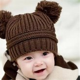 Love BabyHouse Baby Boys Girls Style Cute Crochet Knitted Hat