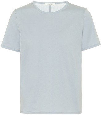 The Row Leah cotton-jersey T-shirt