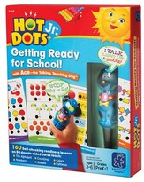 Educational Insights Hot Dots Jr. Getting Ready for School!