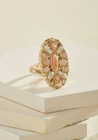 A Peach of My Heart Ring
