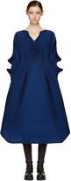Issey Miyake Blue Polygon Dress