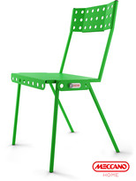 Meccano Home - Bistrot Chair - Green