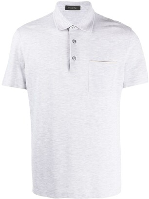Ermenegildo Zegna Chest Pocket Polo Shirt